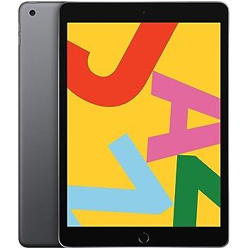 Apple iPad (10.2-Inch, Wi-Fi, 32GB) - Space Gray (Latest Model) (Renewed)