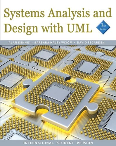 Systems Analysis And Design With Uml Read Online