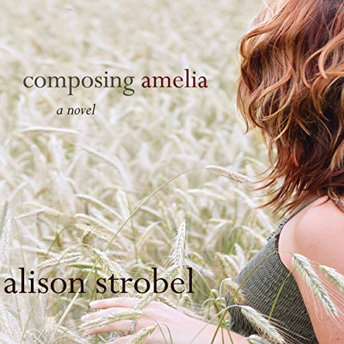 Composing Amelia audiobook cover art