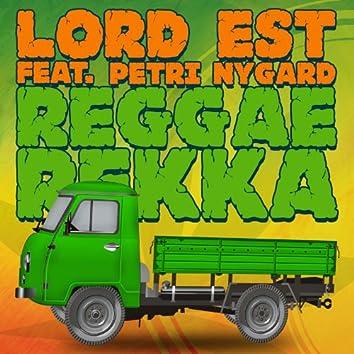 Reggaerekka (feat. Petri Nygård) [Radio Edit]