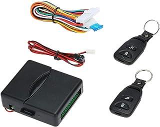 Kit de Sistema de Control Remoto para Coche con Alarma antirrobo para Bloqueo de Puerta Central Abilieauty