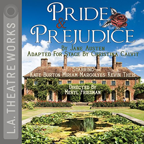 Pride and Prejudice (Dramatized) audiobook cover art