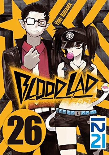 Blood Lad - chapitre 26