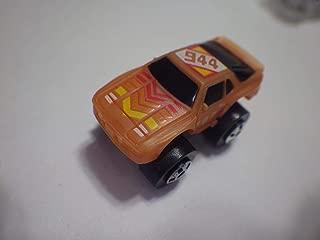 Roadchamps (China) Light Orange Porsche 944 Rally Plastic/Diecast 35-mm Nib