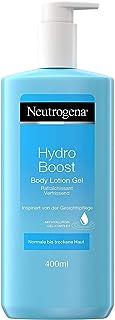Neutrogena Hydro Boost Loción Corporal Hidratante En Gel - 3 Unidades x 400 ml.
