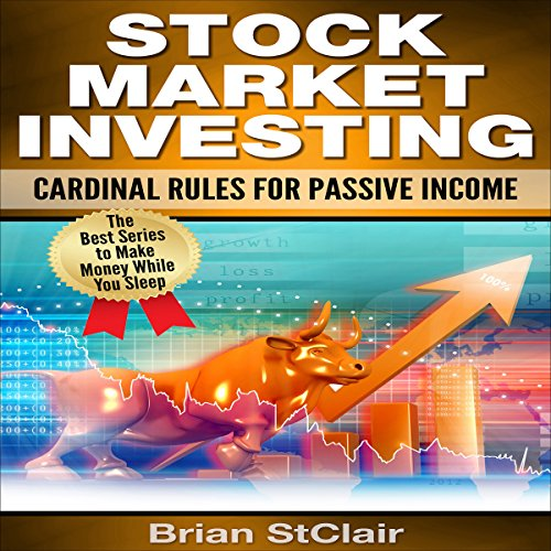 Stock Marketing Investing audiobook cover art