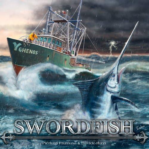 Ghenos GHE020 - Swordfish, Brettspiel