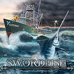 Swordfish Board Game Box Cover