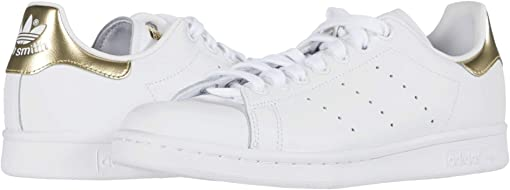 Footwear White/Footwear White/Gold Metallic