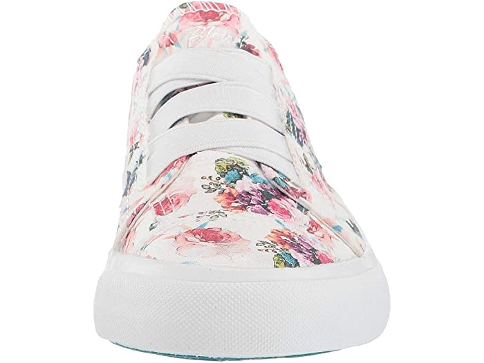 Blowfish Marley Off-white Starbella Print Canvas Sneakers & Athletic Shoes