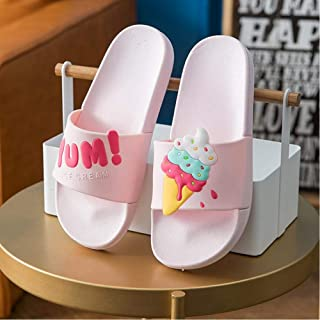 Slippers Sandals Cartoon Fruit Lady Slippers Summer Slippers Ice Cream Home Ladies Shoes Slippers