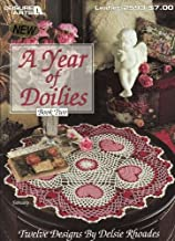 A Year of Doilies: Book Two(Leisure Arts #2593)