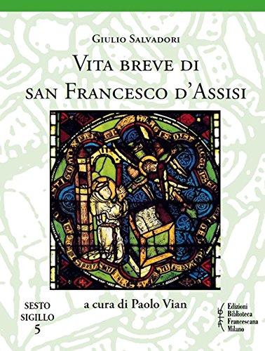 Vita breve di san Francesco d'Assisi
