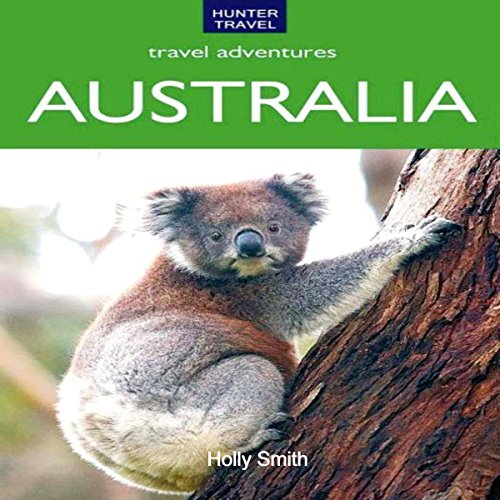 Australia Travel Adventures audiobook cover art
