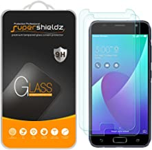 (2 Pack) Supershieldz for Asus (ZenFone V) (Verizon) Tempered Glass Screen Protector, Anti Scratch, Bubble Free