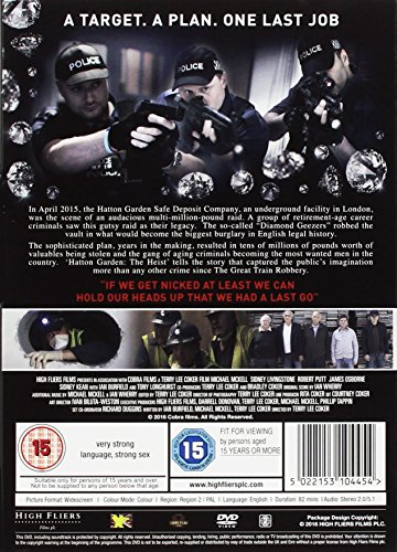 Hatton Garden - The Heist [DVD]