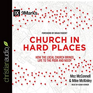 Church in Hard Places cover art