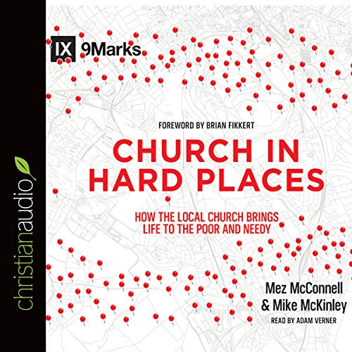 Church in Hard Places audiobook cover art