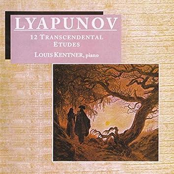 Lyapunov: Transcendental Etudes, Op.11