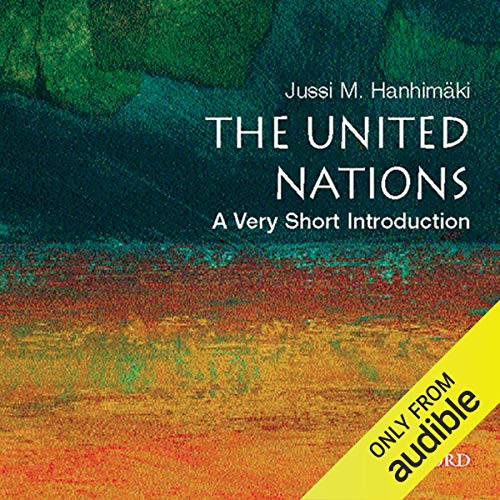 Couverture de The United Nations