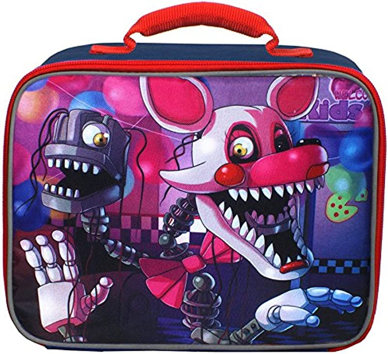 Five Nights At Freddys 7 5 Inch Insulated Lunch Box