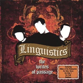 The Writes of Passage