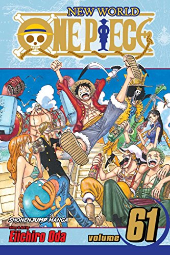 One Piece, Volume 61: Romance Dawn for the New World