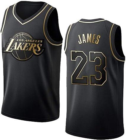 Jersey De Hombre - Camisetas De Baloncesto NBA Lakers 23 ...