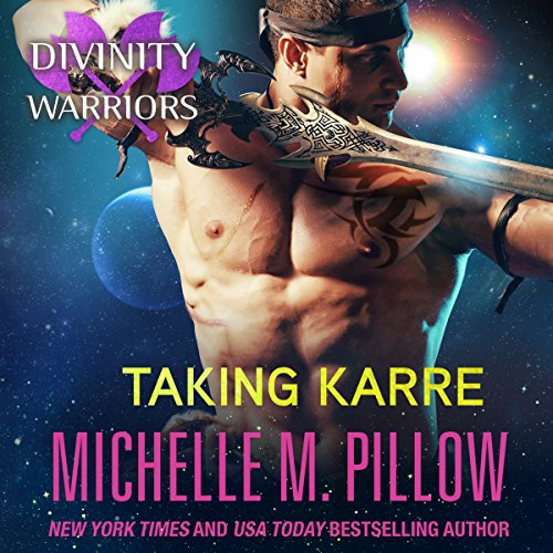Taking Karre audiobook cover art