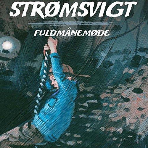 Fuldmånemøde audiobook cover art