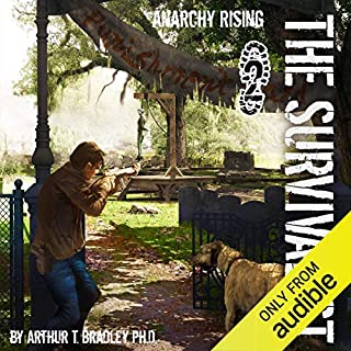 Anarchy Rising cover art