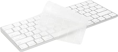 UPPERCASE Premium Ultra Thin Keyboard Protector for Apple Magic Keyboard, US Keyboard Layout (UPP-PKBC-MK2)