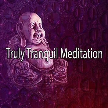 Truly Tranquil Meditation