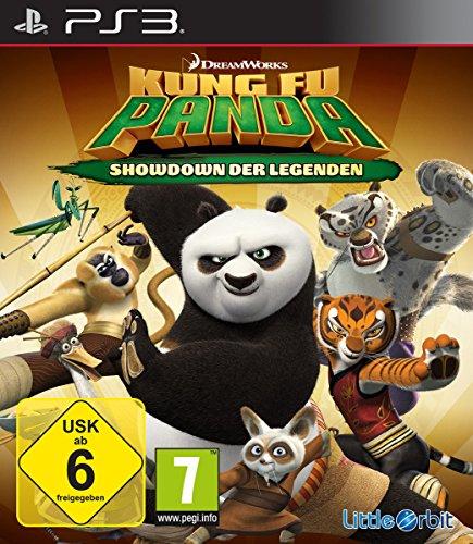Kung Fu Panda - Showdown der Legenden - [PlayStation 3]