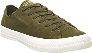 Chuck Taylor All Star Core Ox - Zapatillas deportivas unisex para adulto, color Verde, talla 5 UK