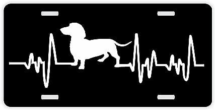 Best dachshund license plate Reviews