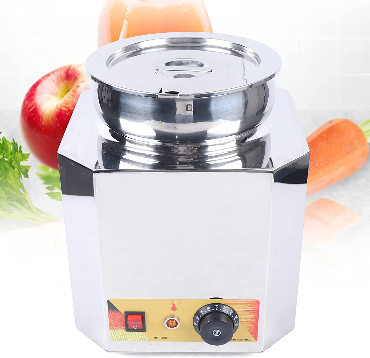110v Free Shipping Cheap Bargain Gift NEW before selling ☆ Multi-function Constant Temperature Countertop Heater Sauce