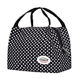 Aosbos Sac Repas Isotherme pour Déjeuner Lunch Bag Portable 8,5L