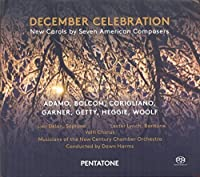 December Celebration - New Carols by Seven American Composers by Lester Lynch
