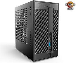 Mini-PC Deskmini AMD Ryzen 5 3400G, 16 GB DDR4 Ram (2x8GB), Vega 11, 1TB NVMe SSD, WLAN, Bluetooth, Win 10 Pro