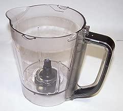 Black Ninja Kitchen System Pulse 40oz Food Processor Bowl Cup- BL200 Bl201 BL203