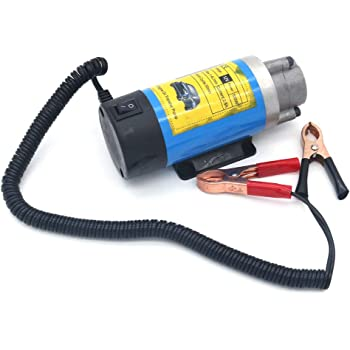 Monzana Bomba extractora de aceite y diésel bomba de aspiración de ...