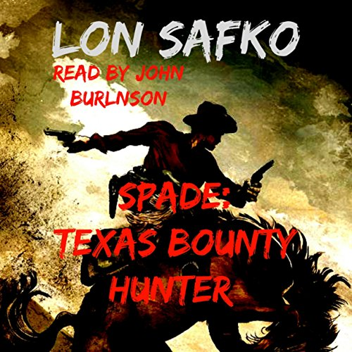 Spade: Texas Bounty Hunter cover art