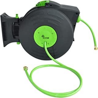 Best retractable vacuum hose reel Reviews