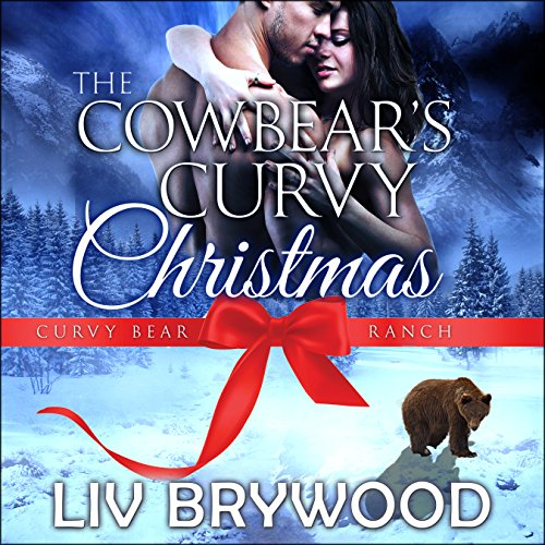The Cowbear's Curvy Christmas audiobook cover art