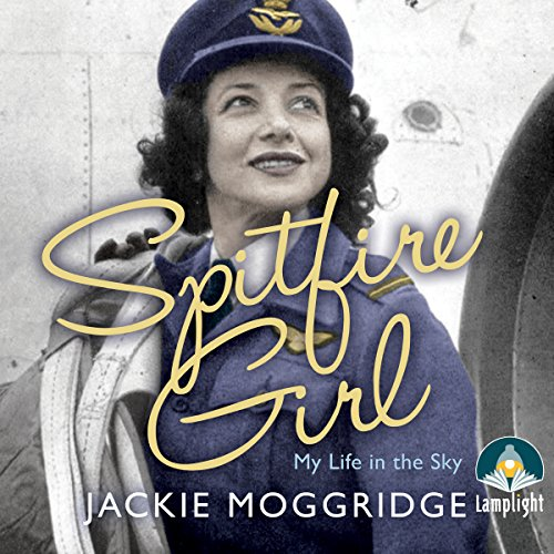 Spitfire Girl cover art