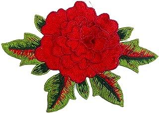 Ruikey Parches Flores Novia Patches Camiseta Parches Tela Ropa Para Los Pantalones Vaqueros De La Camiseta