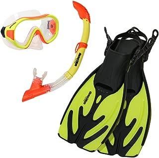 Deep Blue Gear Kid's Playa Jr. Snorkel Set