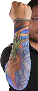 Butterflies and Fairies Costume Tattoo Sleeves