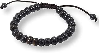 black rudraksha bracelet